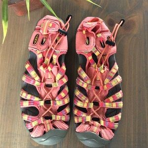 Keen Whisper Waterproof Hiking Sandals